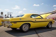1970 Dodge Herausforderer Lizenzfreies Stockbild