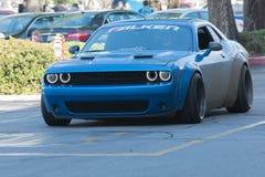 Dodge-Herausforderer geändert Stockfoto
