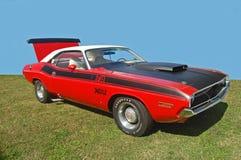 1970 Dodge Herausforderer T/A Stockbild