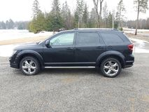 Dodge Journey royalty free stock photography
