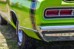 1969 Dodge Kronen-Coupé Lizenzfreie Stockfotos