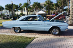 1966 Dodge-Kroon 440 Stock Foto