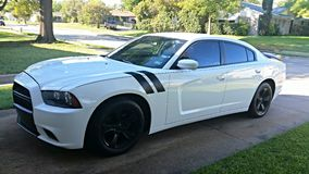 Dodge-Ladegerät stockbild