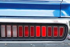 Dodge-Ladegerät-Auto Stockfotografie