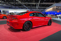 Dodge-Ladegerät SRT Lizenzfreie Stockbilder