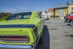 1970 Dodge-Lader rechts 440 Stock Afbeelding