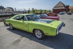 1970 Dodge-Lader rechts 440 Stock Afbeeldingen