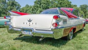 1959 Dodge Lancer reale Fotografie Stock Libere da Diritti