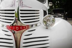 Dodge lastbil Fotografering för Bildbyråer