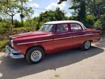 Dodge-Oldtimer Lizenzfreie Stockfotos