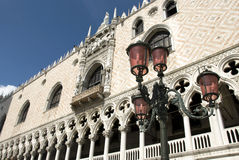 Dodge Palace - Venice - Italy stock images