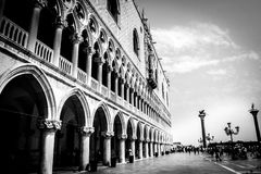 Dodge Palace Venice Italy stock photography