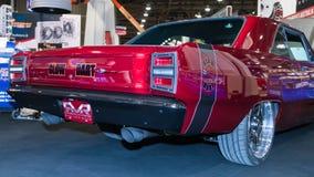 1968 Dodge Pfeil GTS an SEMA Lizenzfreies Stockbild
