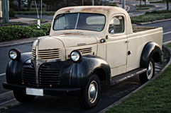 Dodge pickup Royalty Free Stock Images