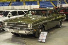 1969 Dodge-Pijltje Stock Afbeeldingen