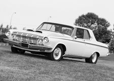 Dodge polara royalty free stock photo