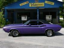 1971 Dodge pretendent R/T obraz stock