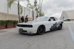 Dodge pretendent RT na pokazie Fotografia Royalty Free