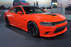 Dodge pretendent SRT 392 Obraz Stock