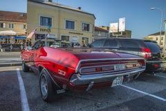 1970 Dodge pretendenta kabriolet Obrazy Stock