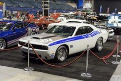 Dodge pretendenta samochód wyścigowy Fotografia Stock