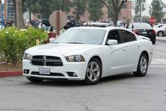 Dodge pretendenta SRT samochód na pokazie Obraz Royalty Free