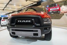 Dodge RAM Fotografering för Bildbyråer