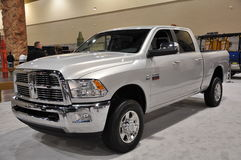 Dodge RAM at Auto Show Stock Photography