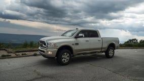 2017 Dodge Ram 2500 Diesel Longhorn royalty free stock photography
