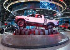 2017 Dodge-Ram 2500 Machtswagen Stock Foto's