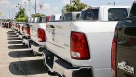 Free Dodge Ram Trucks Royalty Free Stock Photos - 96222788