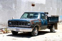 Dodge Ram. TULUM, MEXICO - MAY 17, 2017: Pickup truck Dodge Ram in the city street stock photo
