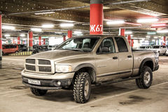 Dodge Ram 1500 royalty free stock images
