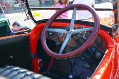 Dodge roadster, klassisk bil Arkivbild