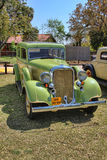 1933 Dodge Six Series DP Sedan Royalty Free Stock Image