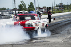 Drag racing Royalty Free Stock Photography