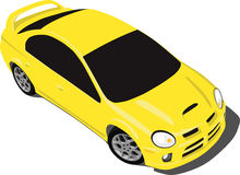 Dodge SRT-4 Royalty Free Stock Photography