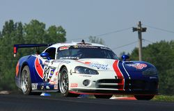 Dodge SRT race car Royalty Free Stock Photography