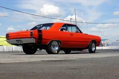 Dodge strzałka zdjęcie stock
