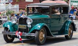 Dodge sulla parata in Graeagle Fotografia Stock Libera da Diritti