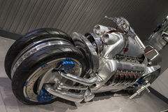 Dodge Tomahawk (motorcycle) Royalty Free Stock Images