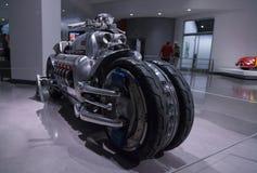 2003 Dodge-Tomahawkmotorfiets Stock Foto
