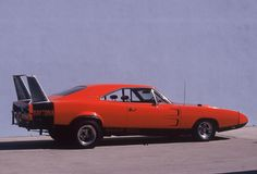 Dodge uppladdare Daytona Hemi 426 Royaltyfria Bilder