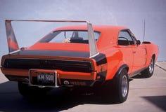 Dodge uppladdare Daytona Hemi 426 Fotografering för Bildbyråer