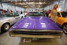 Dodge uppladdare R-T Royaltyfri Foto