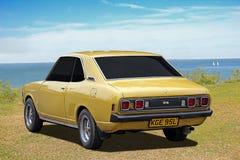 Dodge-veulen uitstekende klassieke auto Stock Foto's