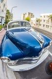 Dodge Vintage car parked at Ocean Stock Photos