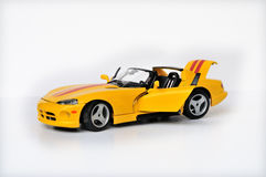 Dodge Viper. A Dodge Viper rt/10 sports car Stock Image