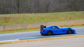 Dodge Viper ACR Royalty Free Stock Photography