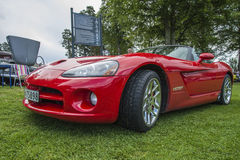 2004 dodge viper 2dr srt10 convertible Royalty Free Stock Photography